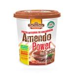 Pasta de Amendoim AmendoPower com Cacau 500g DaColonia