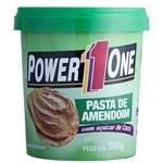 Ficha técnica e caractérísticas do produto Pasta de Amendoim C/ Açúcar de Coco - 500g - Power 1 One