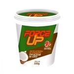Ficha técnica e caractérísticas do produto Pasta de Amendoim com Açúcar de Coco - 500g - Force UP