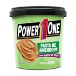 Ficha técnica e caractérísticas do produto Pasta de Amendoim com Açúcar de Coco (500G) - Power One