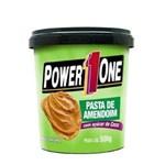Ficha técnica e caractérísticas do produto Pasta de Amendoim com Açúcar de Coco - 500g - Power One