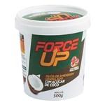 Ficha técnica e caractérísticas do produto Pasta de Amendoim com Açucar de COCO - Force Up - 500g