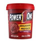 Ficha técnica e caractérísticas do produto Pasta de Amendoim com Brigadeiro 500G - Power One