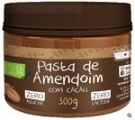 Pasta de Amendoim Crocante com Cacau e Nibs 300g - Eat Clean
