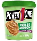 Ficha técnica e caractérísticas do produto Pasta de Amendoim - Power One - com Açúcar de Coco - 500g