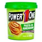 Ficha técnica e caractérísticas do produto Pasta de Amendoim PowerOne com Açúcar de Coco 500g