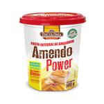 Ficha técnica e caractérísticas do produto Pasta Integral de Amendoim Amendo Power 500G Dacolônia