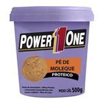 Pé de Moleque Proteico 500g - Power 1 One