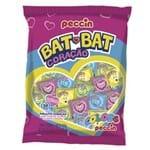 Pirulito Bat Bat Coração Colorido Grande C/50 - Peccin