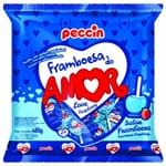 Pirulito Framboesa do Amor 480g Peccin 10158