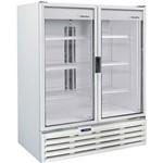 Ficha técnica e caractérísticas do produto Refrigerador e Expositor Vertical Metalfrio Porta Dupla VB99R 1.186 Litros 127v