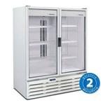 Ficha técnica e caractérísticas do produto Refrigerador Porta de Vidro 1186l VB99R - Metalfrio