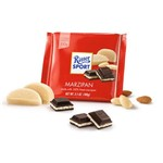 Ritter SPORT Marzipan Importado - Chocolate com Marzipan (100g)