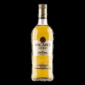 Rum Bacardi Gold Carta Oro 980ml