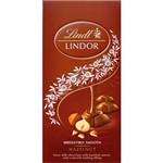 Tablete Chocolate Suíço Lindor Hazelnut 100g - Lindt