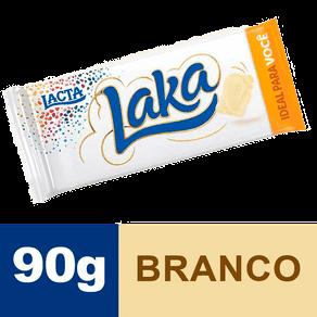 Ficha técnica e caractérísticas do produto Tablete de Chocolate Lacta Laka 90g