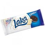 Ficha técnica e caractérísticas do produto Tablete de Chocolate Laka Oreo 90g - Lacta
