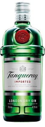 Ficha técnica e caractérísticas do produto Tanqueray London Dry Gin 750ml
