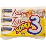 Ficha técnica e caractérísticas do produto Torrone com Amendoim Super 3 Montevérgine - 270g