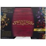 Twinings Of London Cha Caixa de Madeira com 60 Saches