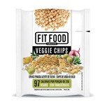 Veggie Chips Ervas Finas e Azeite de Oliva 50g - Fit Food