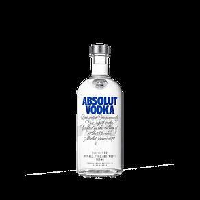 Ficha técnica e caractérísticas do produto Vodka Absolut 750ml