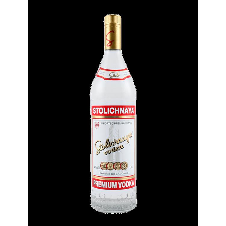 Ficha técnica e caractérísticas do produto Vodka Stolichnaya 1 L