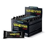 Whey Bar Caixa com 24 Unidades - Coco